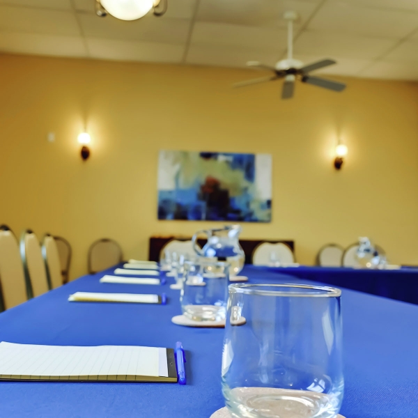 Forest Villas Hotel, Mountain View meeting room in Prescott, Arizona