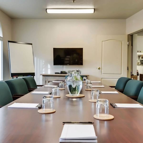 Forest Villas Hotel meeting rooms, Prescott, Arizona
