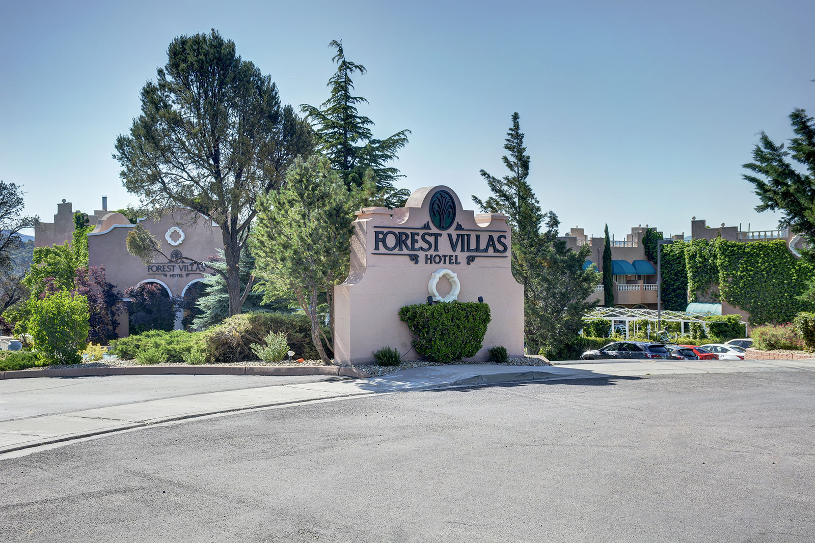 Forest Villas Hotel in Prescott, Arizona